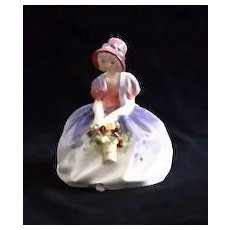 "Royal Doulton Figurine ""Monica"" HN1467"