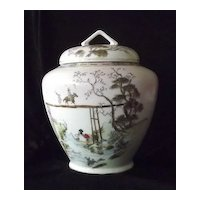 Nippon Urn Shaped Humidor