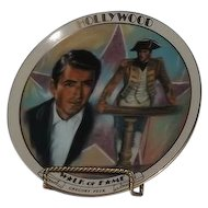 Gregory Peck Hollywood Walk Of Fame Collector Plate