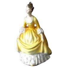 "Royal Doulton Figurine ""Coralie"" HN 2307"