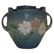 "Roseville Pottery ""Cosmos"" 649-3 Jardiniere"