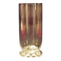 """Imperial Glass """"Candlewick"""" Pattern Iced Tea Tumbler"""