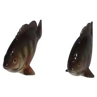 """Relco """"Bluegill"""" Salt And Pepper Shakers"""