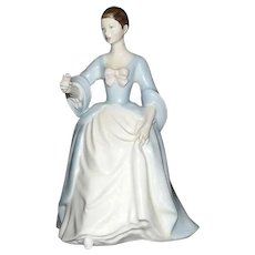 Royal Doulton Unnumbered Woman Figurine
