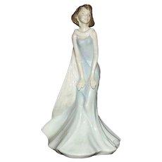 """Royal Doulton Figurine Titled """"Allison"""" HN Number 4207"""