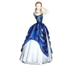 "Royal Doulton Figurine Titled ""Laura"" HN4806"