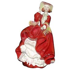 "Royal Doulton Figurine Titled ""Top O' The Hill"" HN4778"