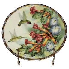 """Lenox """"Jeweled Glory"""" From The """"Nature's Collage Plate Collection"""""""