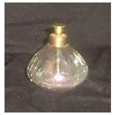 Iridescent Crackle Glass Atomizer