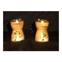 Set Of Florida Souvenir Salt And Pepper Shakers