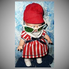 1992 Cameo Kewpie Doll by Jesco