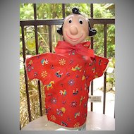 Olive  Oil Puppet ~KING Features Syndicate~ Popeye's Girl friend