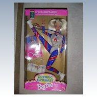 1996 Atlanta Olympics Gymnast Barbie *NRFB-Mint!