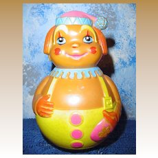 'The Fisrt Years'  Clown