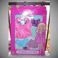 Barbie ~Fashion Avenue~ 3 Fashion Gift Pack NRFB