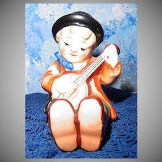 Cute Musician Figurine *Japan