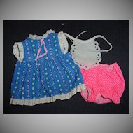 Mattel ~'Baby  Watch Me Grow Doll' ~ Outfit