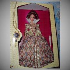 1994 Elizabethan Queen Barbie *NRFB
