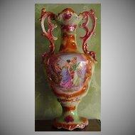 Strasbourg  Austria  Ornate  Vase