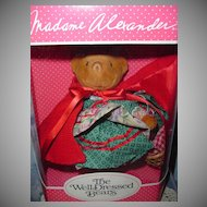 Red Ridding Hood Bear Madame Alexander Bears
