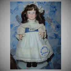 1982 Effanbee Cristina Doll by Jan Hagara