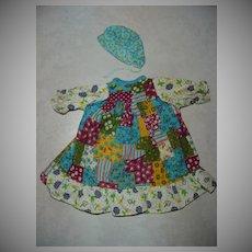 Knickerbocker Holly Hobbie Holly Signature Patchwork Dress
