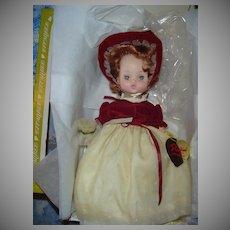 1978 Effanbee  Flower Girl Punkin Doll  *MINT!