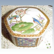 Oriental Box with Lid