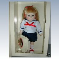 KATIE by Jesco Cameo in Sailor Dress *MINT!