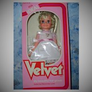 1980 Velvet Doll by Ideal *NRFB