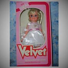 1980 Velvet Doll by Ideal *NRFB
