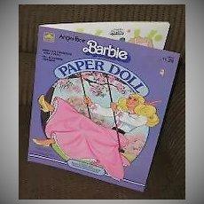 1983 Angel Face Barbie Paper Dolls *MINT!