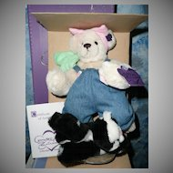 Annette Funicello Bear Bubbles Bath *MINT