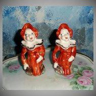 Pixie Elf Set of Salt and Pepper Shakers