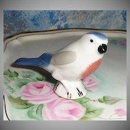 Lomonosov Russian Little Pink Chest Bird