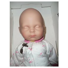 Zapf Creation 'JUST BORN SLEEPY' Baby doll *New in Box