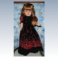 """1953 Raving Beauty 20"""" doll made by Artisan"""
