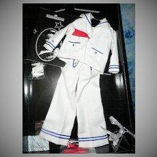 1997 Mel Odom 'Sea Spree' Gene Doll  Outfit