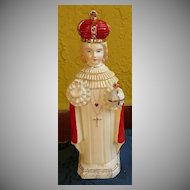 Infant of Jesus of Prague Planter, Patron Saint of the Home