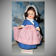 "'Gina"" Doll Betsy Ross All Original"