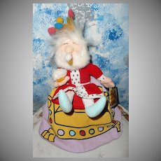 """""""Old King Cole""""  Turby Doll"""