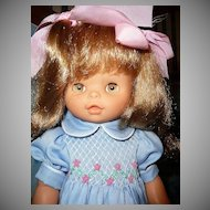 "Beautiful 1976 'Famosa' 18"" Doll from Spain"