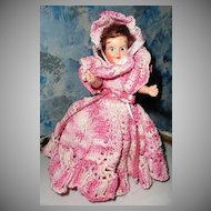 Bridesmaid of Honor 1950's Cake/Birthday Doll