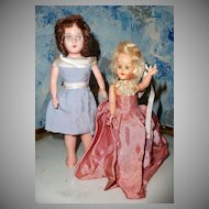 Hasbro Cake Girl Doll and Her Friend