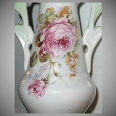 Beautiful Small Rose Austria Vase