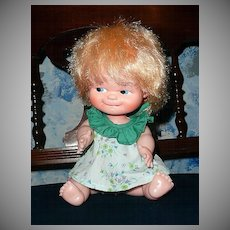 Cute Smile Italian Baby Doll