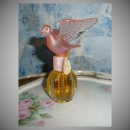 Delagar 'Royal Dove' Perfume Bottle *Full & Unused