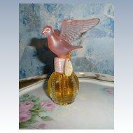 Delagar 'Royal Dove' Perfume Bottle *Full & Unused