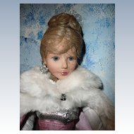 1996 Young Lady So Beautiful by Playmates Toy