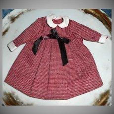 Effanbee's  'Four Season'  Doll Autumn Doll Dress